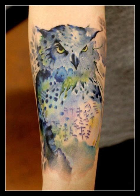 community post 28 watercolor tattoos and where
