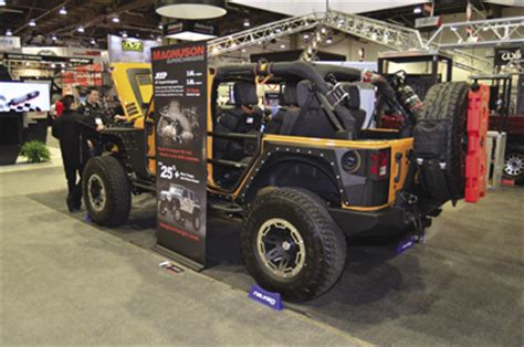 cool jeep add ons the sema award showcasing the industry s coolest cars