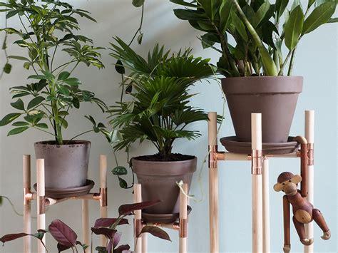 kupfer schmelzen zu hause dschungel f 252 r zuhause diy pflanzenst 228 nder aus kupfer und