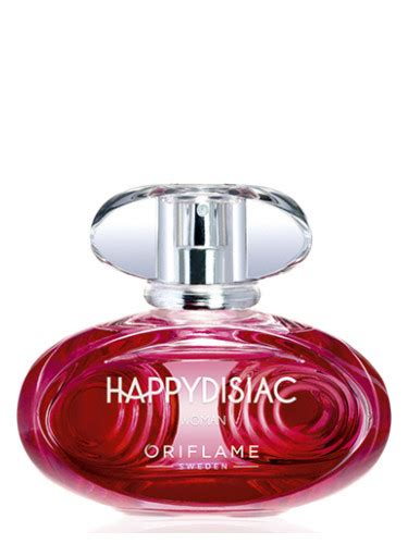 happydisiac oriflame perfume a new fragrance for