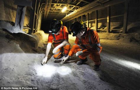 Science Monday Mars Is Covered In Table Salt Yes Salt by Scientists Scour Uk Mines For Bugs That Could Survive Mars