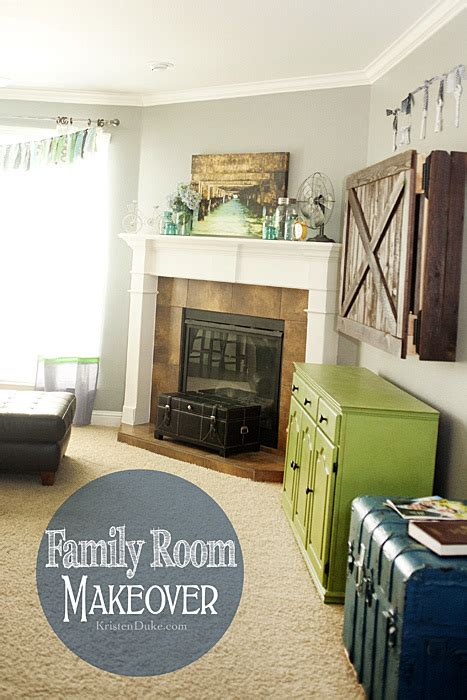 family room makeover family room makeover diy