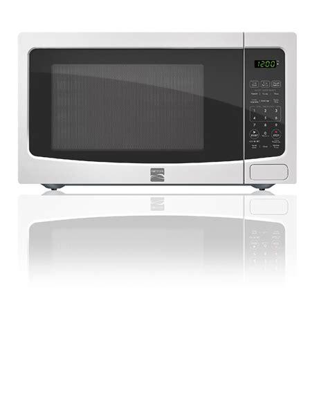 Kmart Microwaves Countertop kenmore 73114 1 1 cu ft countertop microwave white