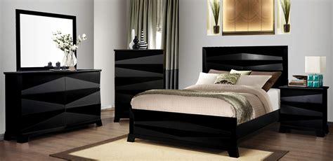 Bedroom Sets For Less by Coaster Karolina Bedroom Set Black 203671 Bed Set At