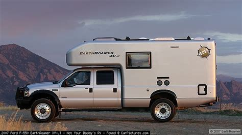 ford earthroamer lt earthroamer lt ford f 550 photos photogallery with 13