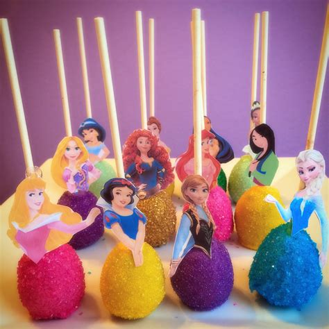 Princess Cake Pops and Cupcakes ? Triple A Cake Pops