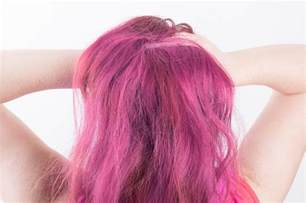 food color hair dye how to temporarily dye hair with food dye 13 steps