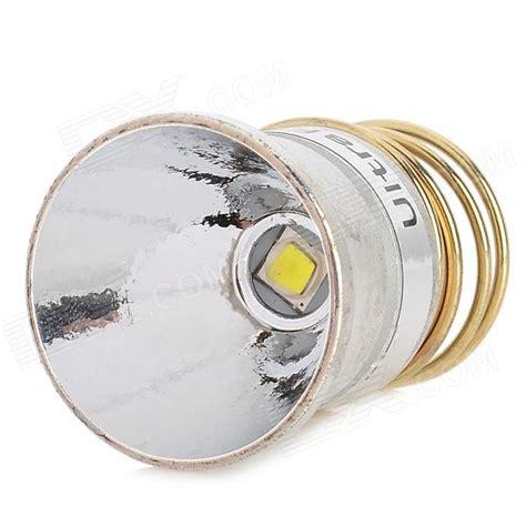 Sentar Aluminium Cree R 6 ultrafire aluminum led reflector for cree xm l2 t6 3 mode flashlight silver golden free