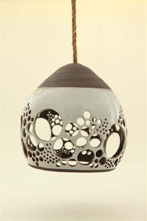 artistic ceramic pendant lamps  create exhibition art