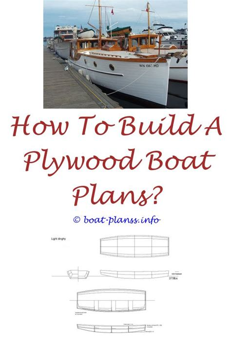 how to build a boat lift plans best 25 boat building plans ideas on pinterest wooden