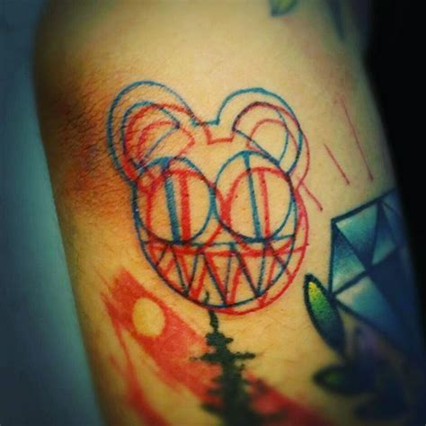 radiohead tattoo best 25 radiohead ideas on radiohead