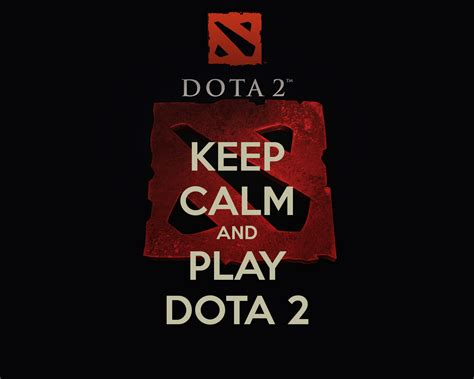 Dota2 Keep Calm Tshirt keep calm and play dota 2 keep calm and carry on image