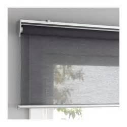 Ikea Window Shades by Skogskl 214 Ver Roller Blind Grey 100x195 Cm Ikea