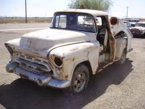 Chevrolet Used Auto Parts 1957 Chevy Truck Chevrolet Truck 57ct7578c Desert