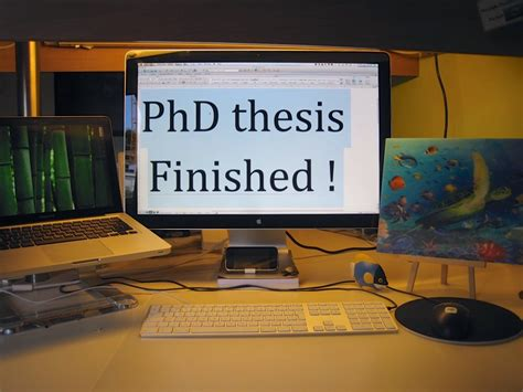 dissertation only phd my phd thesis is finished marjolijn christianen