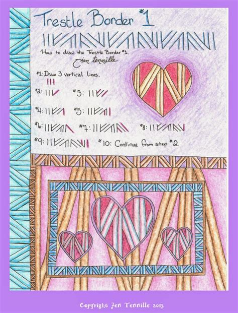 doodle tutorial pdf jen tennille s draw doodle style may 2015