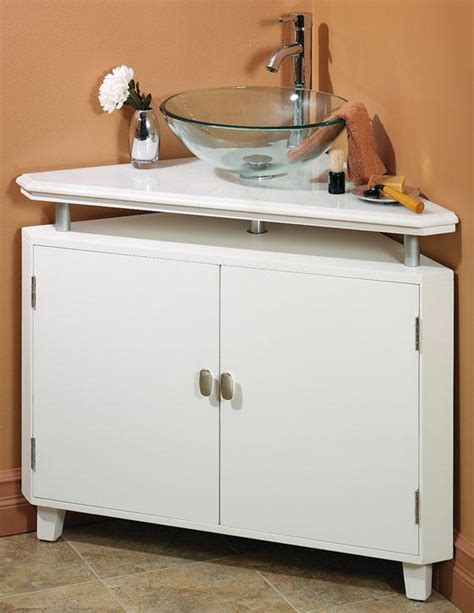 Corner Basin Cabinet by Corner Cabinet For Bathroom Sink Useful Reviews Of