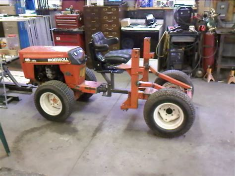 tow boat with lawn tractor articulated case loader tractor page 3 mytractorforum