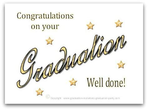 Happy Graduation Card Template by Free Printable Graduation Cards