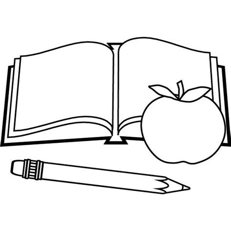 imagenes de utiles escolares para imprimir dibujos para colorear de materiales escolares