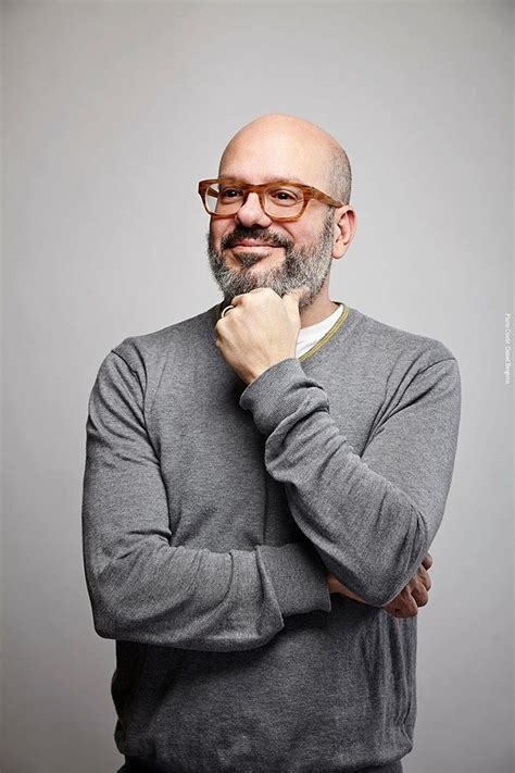 How To Make A Of David Out Of Paper - comedian david cross sets out to make america great again