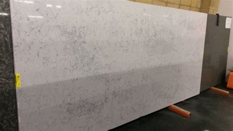 Rustic White Bathroom - here are full slab pictures of caesarstone s new noble grey quartz