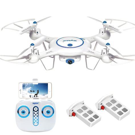 Drone Wifi syma x5uw wifi fpv rc quadcopter drone with 720p hd