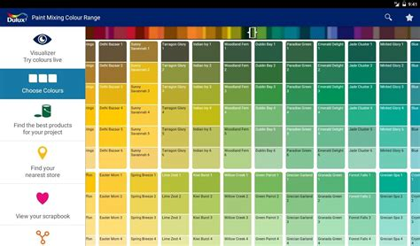dulux interior gloss paint colour chart dulux visualizer