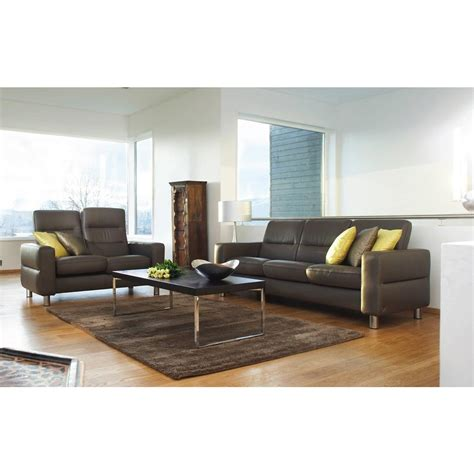 stressless sectional stressless wave sofa stressless wave low back sofa from 2