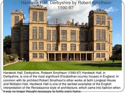 renaissance architecture in england