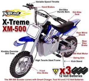 Dirt Bike Tire Exploded Electric Dirt Bike Xm 500