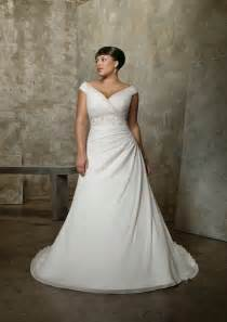 Dresses for full figured plus size women here is this wedding dress