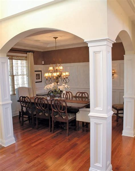dining room columns 1000 images about dining room on pinterest virginia