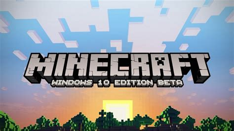 imagenes de minecraft windows 10 minecraft windows 10 edition anunciado contar 225 con beta