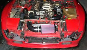 Porsche 924 Performance Upgrades 944 S2 High Performance Intake Airfilter Any Takers