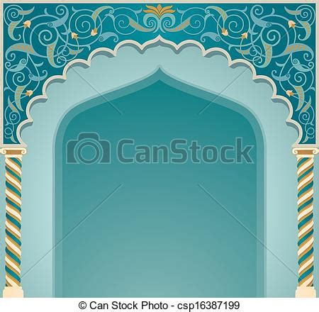 free graphic design stock photo file page 10 eps vectors of islamic arch design in eps10 format