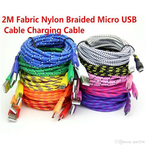 cheap iphone 5 charger cheap iphone 5 6 cable braided v8 micro usb charger cable