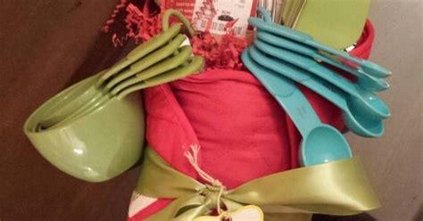 Diy Kitchen Utensil Bouquet House Warming Gift Bouquet Of Kitchen Utensils Gift