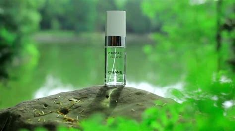 Chanel Cristalle Eau Verte 718 by Perfumes Fragrances Perfumes