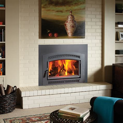 wood stove fireplace insert what is the best wood burning fireplace insert home improvement