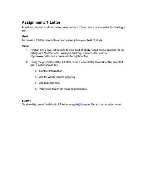 9 best images of careerbuilder cover letter sle