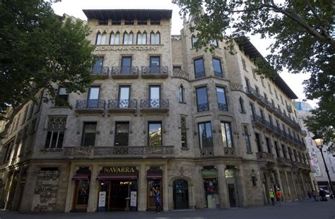 oficinas de catalana occidente catalana occidente invierte 30 millones en el paseo de gr 224 cia