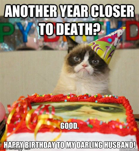 Husband Birthday Meme - happy birthday to my husband meme memes