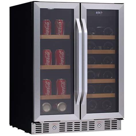 Cabinet Beverage Fridge by Built In Wine And Beverage Refrigerator Cabinet Sawdust