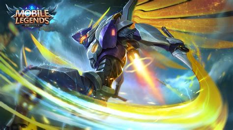 kumpulan wallpaper game kumpulan gambar dan wallpaper hd game mobile legends skin