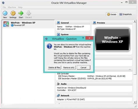 setup cpanel xp cara install windows xp di virtualbox
