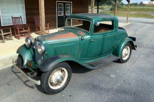 Ford Coupe Low Mileage 1932 Ford 3 Window Coupe