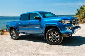 Toyota Tacome 2016 Toyota Tacoma V 6 Test Review Motor Trend