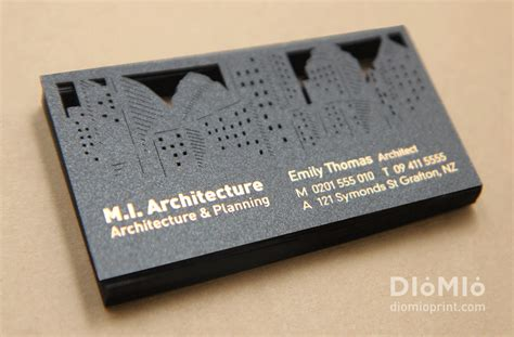 architect business cards diomioprint