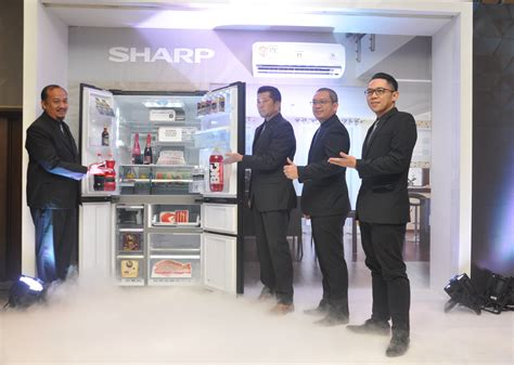 Lemari Es Electronic City sharp incar market lemari es 55